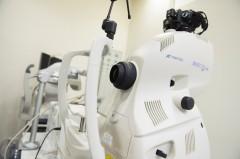 眼底検査機器OCT